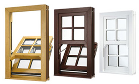 vertical slide windows