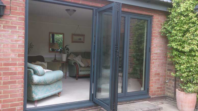 Bi Folding Doors | Composite Doors | Patio Doors | French Doors ...